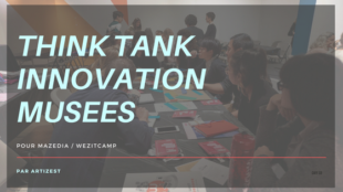 Think tank innovation musées