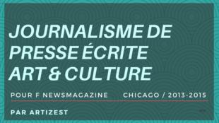 rédactrice presse écrite Art & Culture